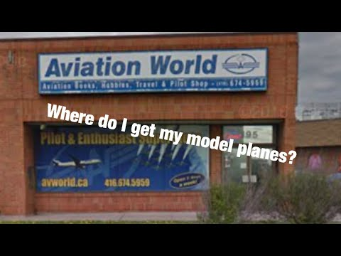 Where Do I Get My Model Planes  (review Of Airplane Shop)