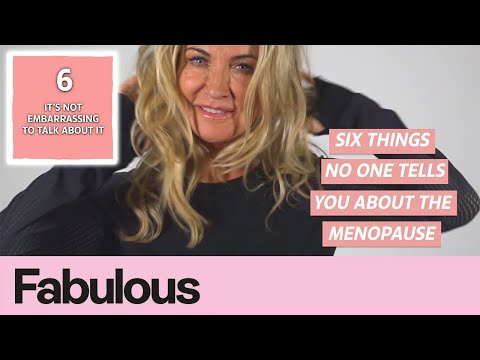 Meg Mathews: Six things no one tells you about the MENOPAUSE