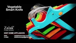 Zalak Smart Knife With Safety Guard