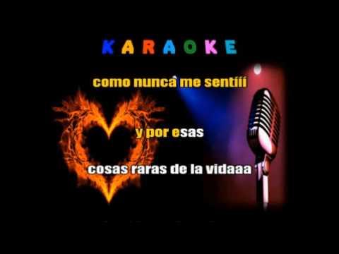 Karaoke - Cumbia - Que nadie sepa mi sufrir - Orq. Sensación del Rimac - Grupo 5