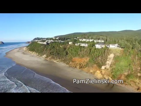 Majestic Oceanfront Home on the Oregon Coast | Oceanside lux