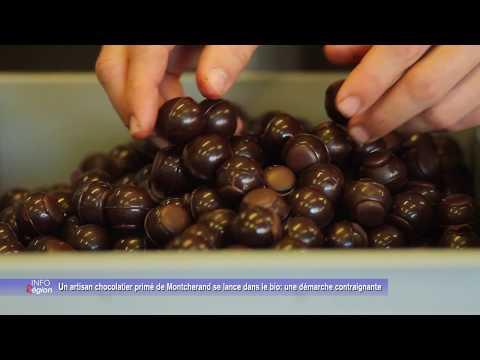 Un artisan chocolatier primé de Montcherand se lance dans le bio: une démarche contraignante