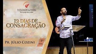 CULTO CONSAGRAÇÃO 12 DIAS // DIA 5 2019