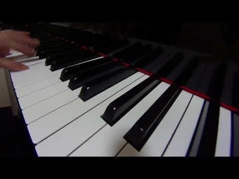ブラジル連邦共和国国歌☆F.M.da Silva Federal Republic of Brazil National Anthem ピアノ演奏