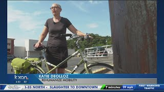 Cycling advocate brings safety concerns to Austin City Council members