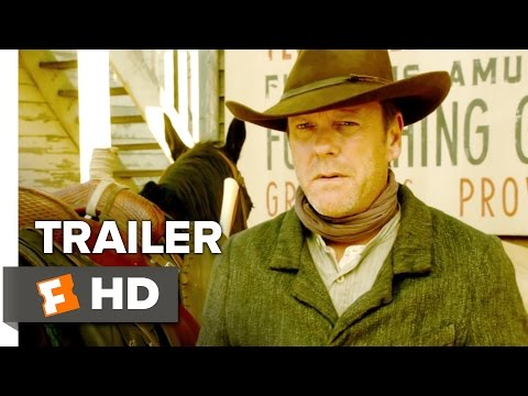 Forsaken Official Trailer #1 (2016) - Kiefer Sutherland, Demi Moore Movie HD