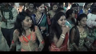 Payal Dhumal (Gondia) show in Pakku Boss Wedding with Abobo(Dhumal Version)