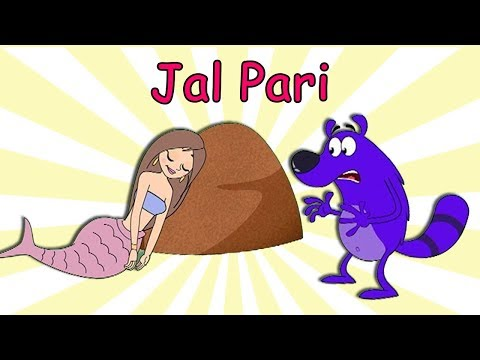 Pyaar Mohabbat Happy Lucky - Ep.29 | Jalpari | Hindi Animated Cartoon Show | ZeeQ