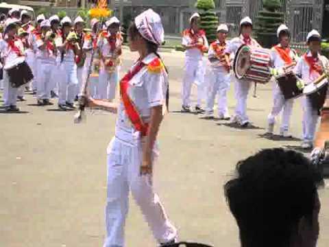 THCS Võ Thành Trang Q.Tân Phú - Hội thi nghi thức Đội 2011 - Phần 1 .flv