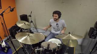 """Give Life Back to Music"" by Daft Punk – Drum Cover"