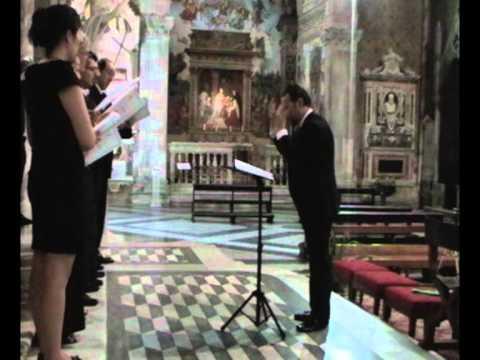 agnus dei cum iubilo canto gregoriano coro academicus direttore nikolay bogatzky