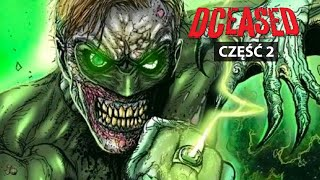 DCeased #2 - Zombie GREEN LANTERN