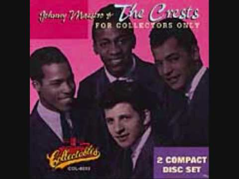 THE CRESTS  - EARTH ANGEL