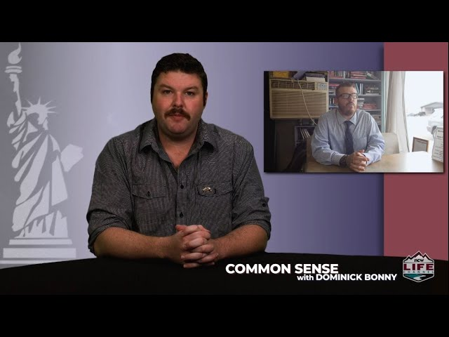 Common Sense with Dominick Bonny Episode 9 Housing First