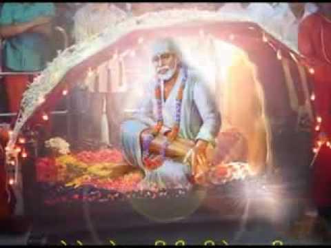 SHIRDI SAIBABA - Mere Ghar ke Aage Sainath Tera Mandir !