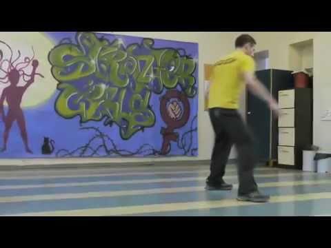 Atelier danse en prison