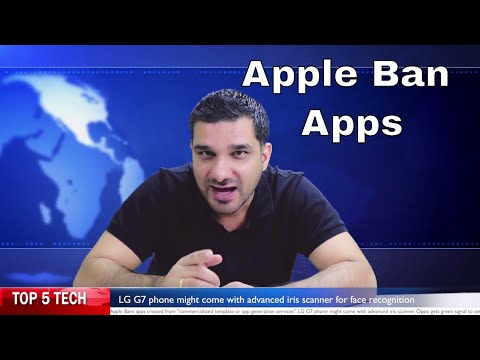 Sunday TGS Tech News - Google Pulls YouTube off Amazon Devices. Apple Bans Apps. OPPO got permission