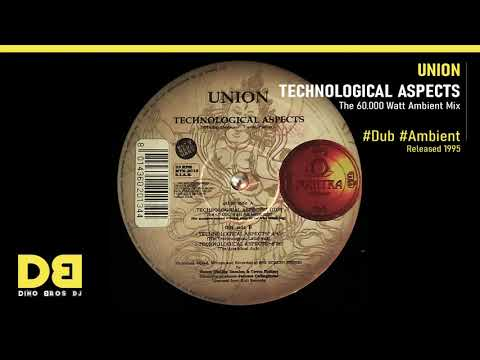 Union - Technological Aspects (The 60.000 Watt Ambient Mix)