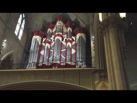 Organ Recessional at Saint Joseph Cathedral---Columbus, Ohio.