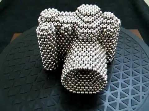 Camera Made Of Magnet Spheres Zen Magnets Youtube