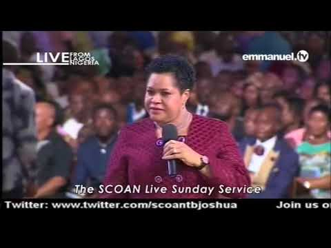 EMMANUEL TV LIVE SERVICE SUNDAY 18 02 2018 SERMON BY EVANGELIST EVELYN JOSHUA VIDEO 2 OF 9