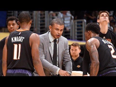Suns Fire Head Coach Earl Watson After Eric Bledsoe Tweet! NBA 2017-18 Season
