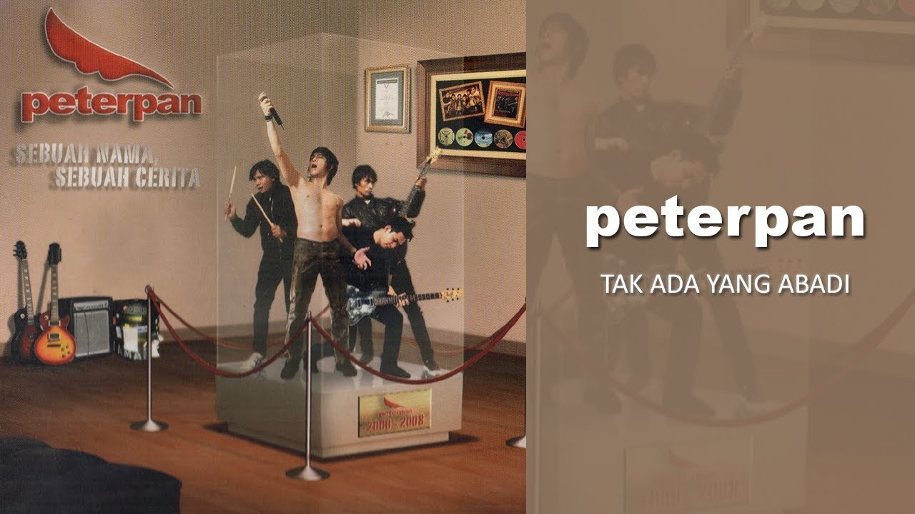 Peterpan - Tak Ada Yang Abadi (Official Audio)