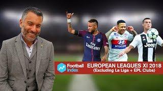 TOTY 2018: European Leagues XI
