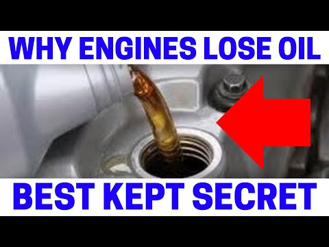 Why Do Engines Lose Oil