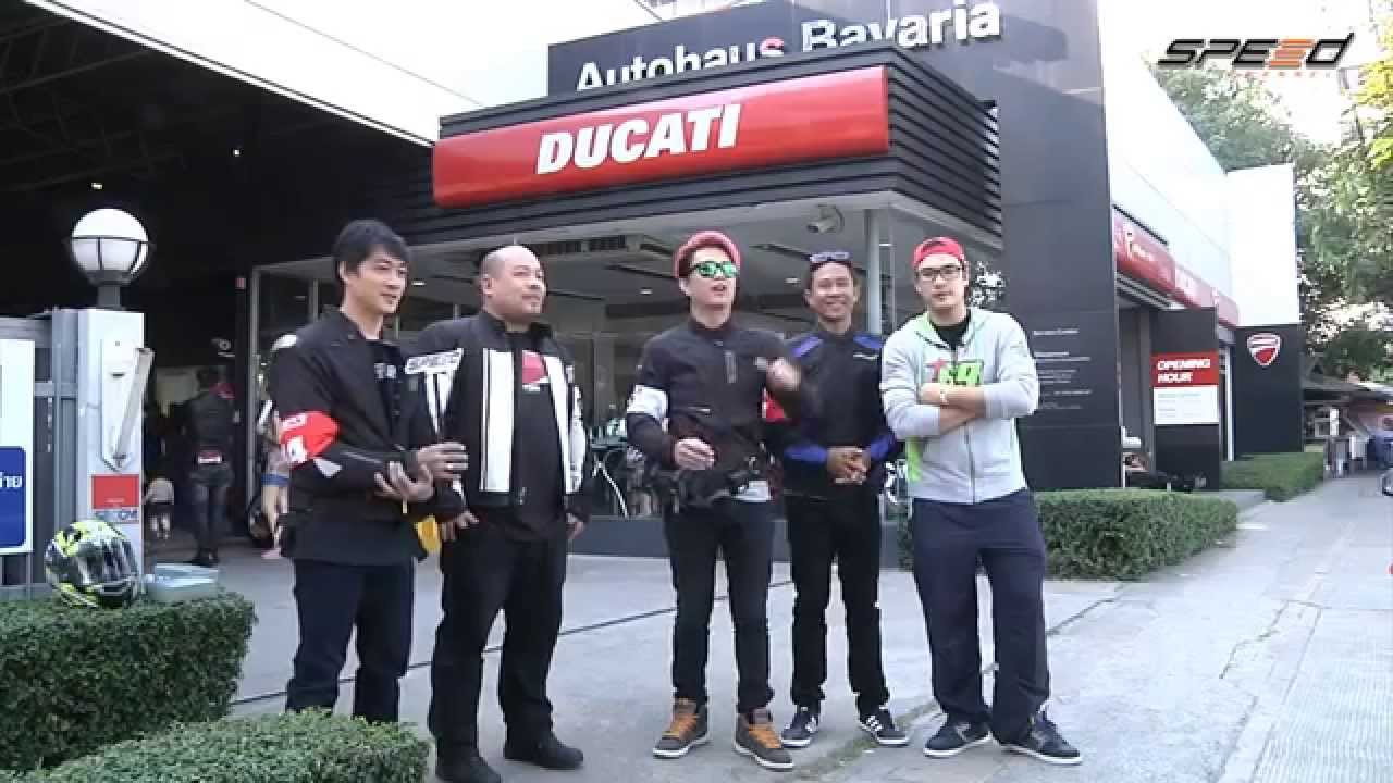 """ducati rama3 & speed rider trip """" the red journey 2015 """" - youtube"""