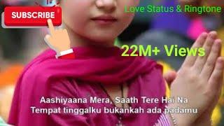 ❤ New WhatsApp status Aashiyaana mera saath tere hai na💔 | By Love Status & Ringtone |