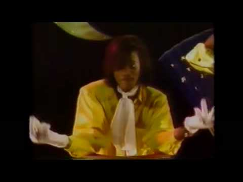 Jermaine Stewart- RARE (Toronto, Canada TV) '86