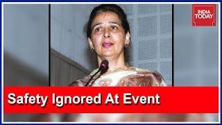 Navjot Kaur Sidhu Clarifies On Charges Of Ignoring Safety At Amritsar Event thumbnail