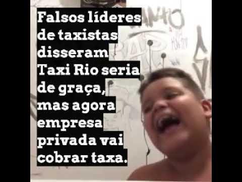 Taxi Rio Era De Graça E Agora Tem Taxa. Enganados Outra Vez.