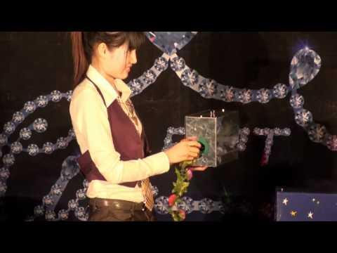 Miss FPT 2011 - ảo thuật gia Đỗ Thị Tâm