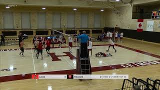 Défensive de Ethan Ellison c. Harvard - 09-01-2019