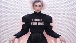 Watch St Vincent I Prefer Your Love video