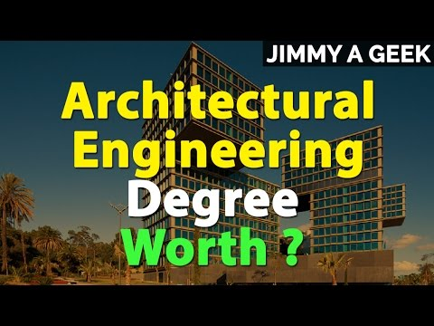Is Architectural Engineering Degree Worth ?