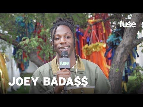 Joey Bada$$ On AllAmerikkkan Bada$$ & Aaron Roses New EP  Lollapalooza 2017