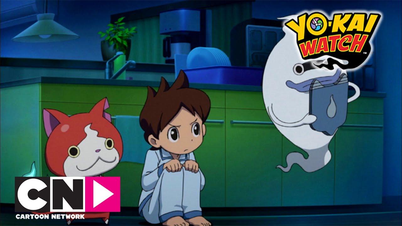 Yo kai watch ond voro cartoon network doovi for Sale de bain yo kai watch 2