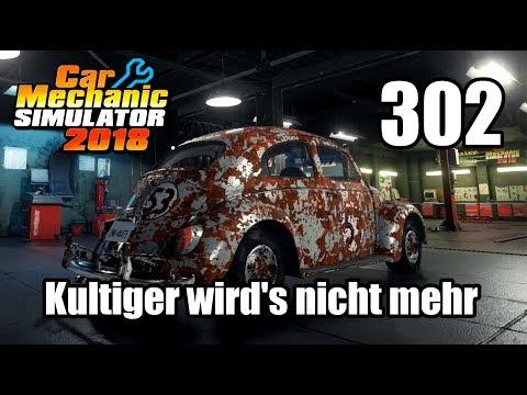 Auto Werkstatt Simulator 2018 ► CAR MECHANIC SIMULATOR Gameplay #302 [Deutsch German]
