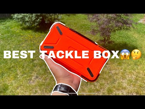 Goture 2 Sided Tackle Box Review