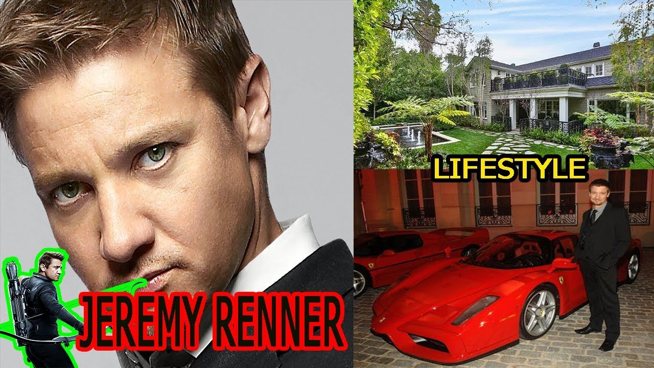 Jeremy Renner Lifestyle, Net Worth, Biography, Family ...