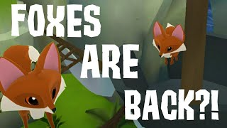 FOXES ARE BACK! | Animal Jam Play Wild