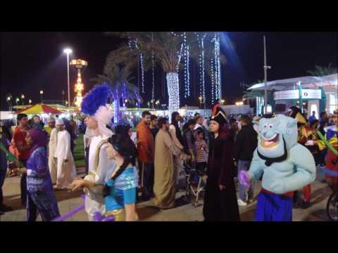 MUSCAT FESTIVAL 2017 - AL AMERAT/HIGHLIGHTS