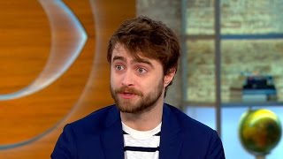 "Daniel Radcliffe on new ""Imperium"" role, fame and future"