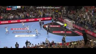 Final-Vardar VS PSG last 1 minute