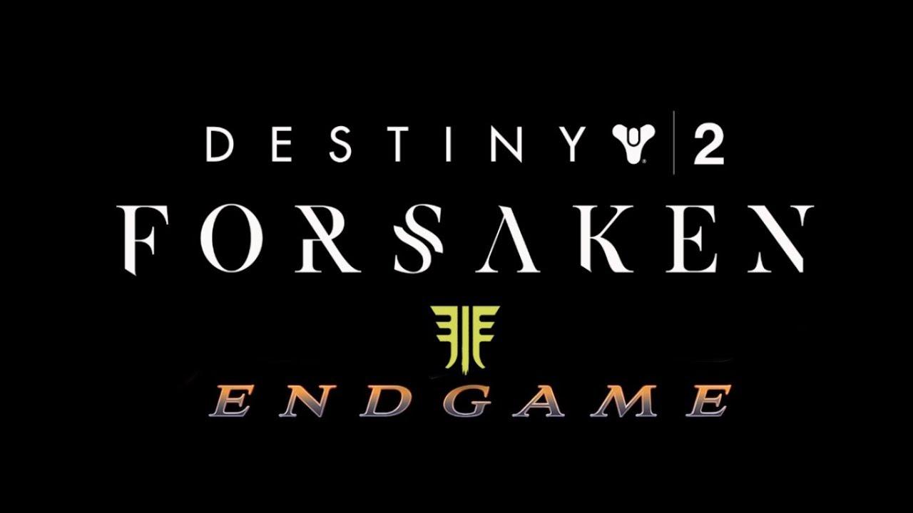 Download Destiny Forsaken Endgame - Avengers Themed Trailer