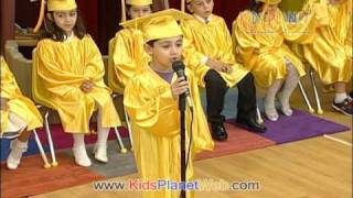 Kids Planet Preschool - Graduation 2010 - Part 1