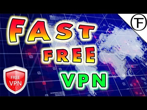 Fastest Free VPN. No Registration No Login Needed! 👍